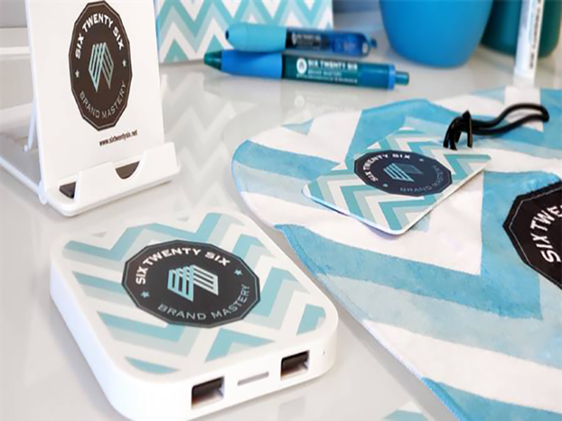 Six Twenty Six Branded Promotional Products to Engage
