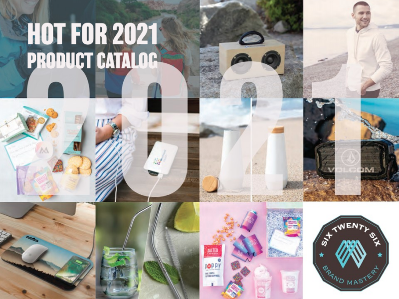 Hot Products for 2021! Digital Catalog