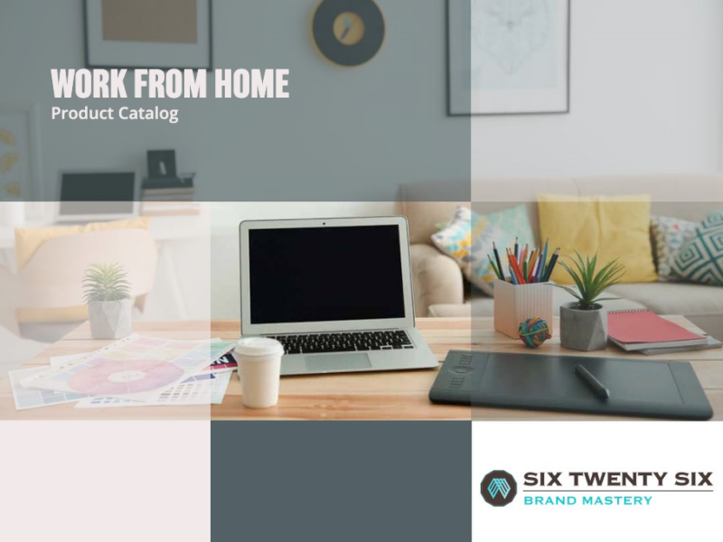 Work From Home Digital Product Catalog