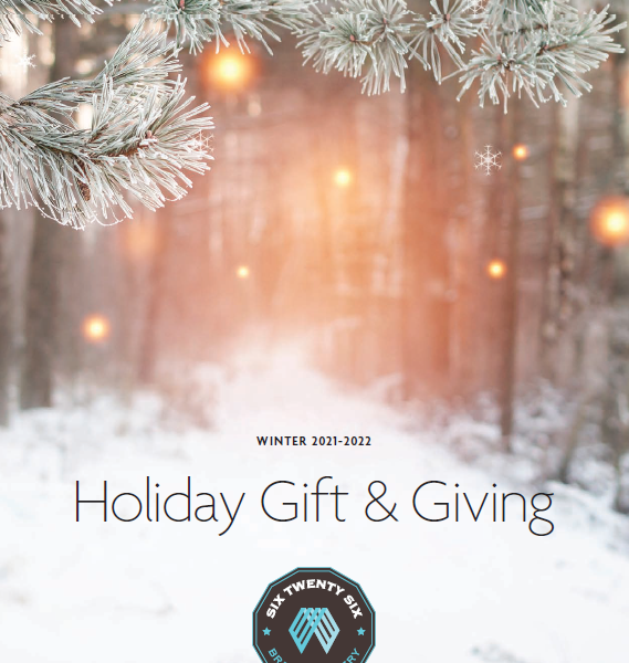 Holiday Gift And Giving – Order Now!